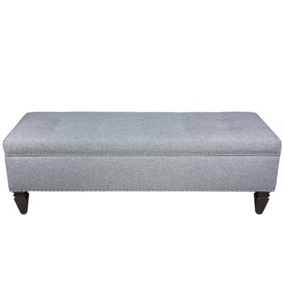 Keene Upholstered Storage Bench