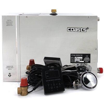Coasts Steam Generator Sauna Heater