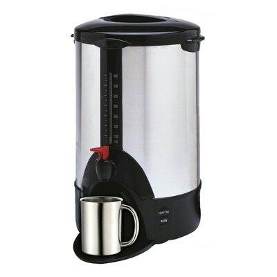 """Kung Fu """"Master"""" Electric Coffee Maker"""