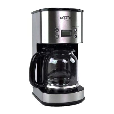 """Kung Fu """"Master"""" 12 Cup Coffee Maker"""