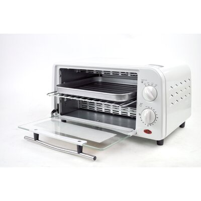 0.32-Cubic Foot Toaster Oven