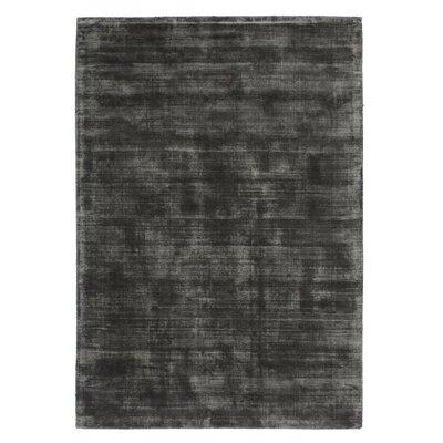 Obsession Handgefertigter Teppich Rajaa in Grau