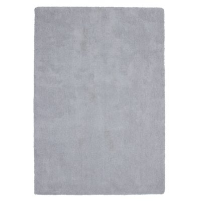 Obsession Handgefertigter Teppich Heaven in Silber