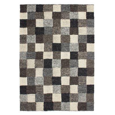Obsession Handgefertigter Teppich Agra in Grau