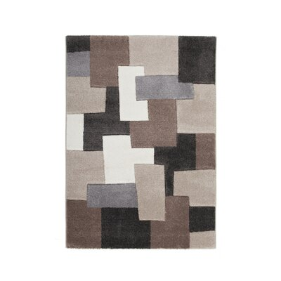 Obsession Teppich Bambino in Taupe