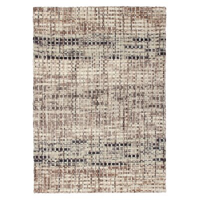 Obsession Handgewebter Teppich Adriana in Taupe