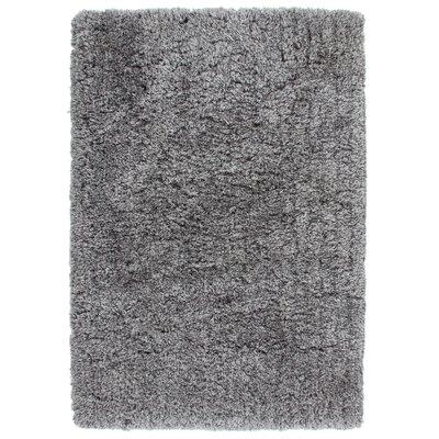 Obsession Handgefertigter Teppich Polar in Silber