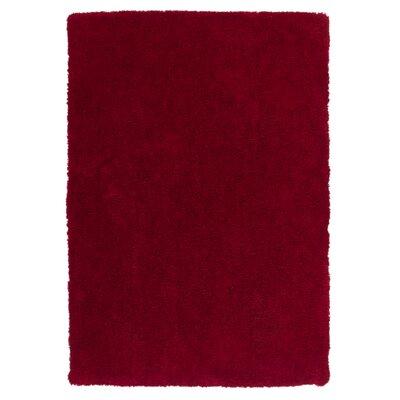 Obsession Handgefertigter Teppich Heaven in Rot