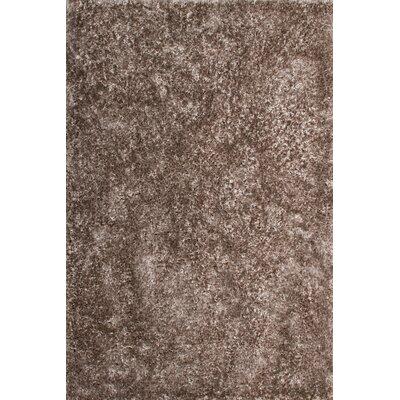 Lalee Ecuador Macas Hand-Woven Brown Area Rug