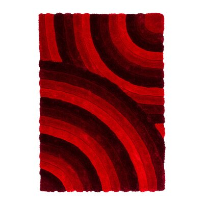 Lalee Canada Ottawa Hand-Woven Red Area Rug