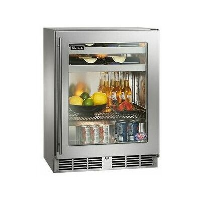 Signature Series 24-inch 5.2 cu. ft. Undercounter Beverage Center Hinge Orientation: Left, Lock: With Lock