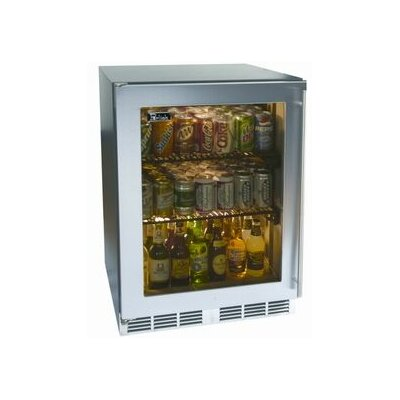 24-inch 5.2 cu. ft. Undercounter Beverage Center Hinge Orientation: Left