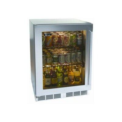 Signature Series 24-inch 5.2 cu. ft. Undercounter Compact Refrigerator Hinge Orientation: Left