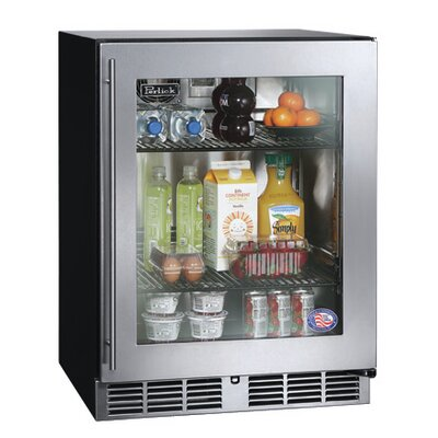 Signature Series 24-inch 5.2 cu. ft. Undercounter Beverage Center Hinge Orientation: Right