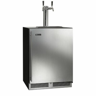 5.2 cu. ft. C-Series Single Tap Beer Dispenser Door Swing: Left