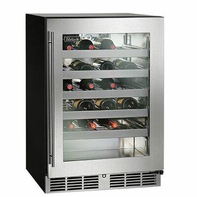 40 Bottle C-Series Freestanding Wine Cooler Hinge Orientation: Left