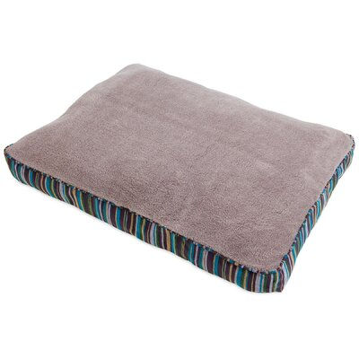 Antimicrobial Gusseted Dog Pillow Bed