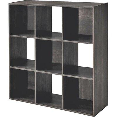 Cube Unit Bookcase Finish: Espresso