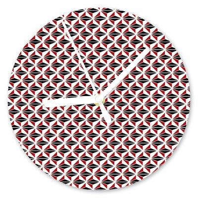 I-like-Paper Analoge Wanduhr Cube 13 cm