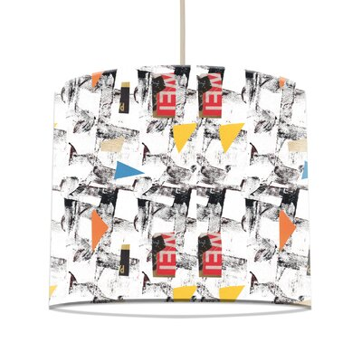 I-like-Paper 30 cm Lampenschirm Nett aus Tyvek
