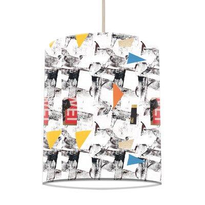 I-like-Paper 20 cm Lampenschirm Nett aus Tyvek