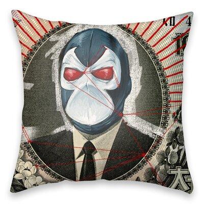 I-like-Paper Kissenbezug The Man with the Mask
