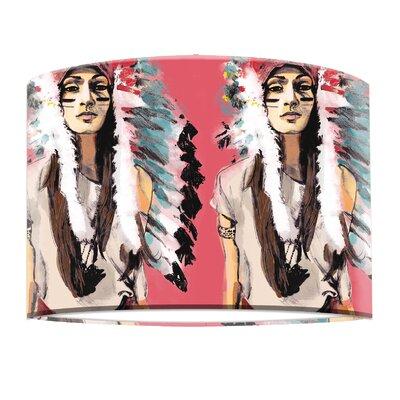 I-like-Paper 40 cm Lampenschirm Cassandre aus Tyvek