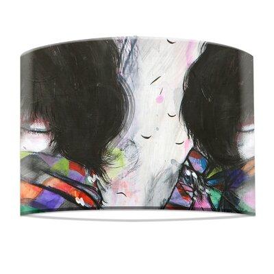 I-like-Paper 40 cm Lampenschirm Rainbow Warrior aus Tyvek
