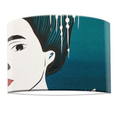 I-like-Paper 40 cm Lampenschirm Geisha aus Tyvek
