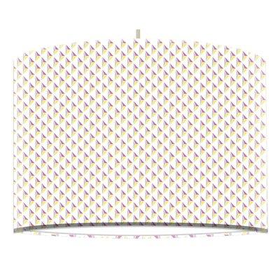 I-like-Paper 40 cm Lampenschirm Hypercube aus Tyvek
