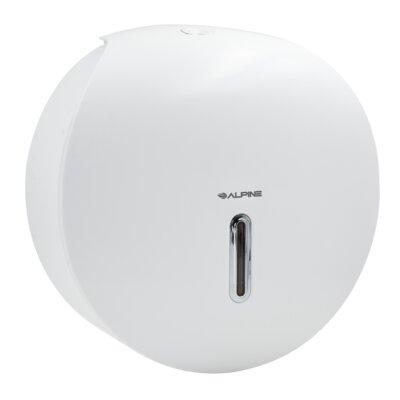 Single-Roll Jumbo Bath Toilet Tissue Dispenser