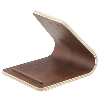 Colten Tablet Stand Finish: Brown