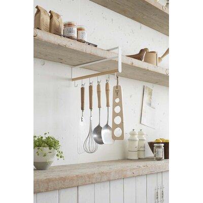 Under Shelf Hanging Pot Rack
