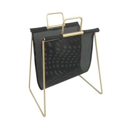Metal & PE Magazine Rack