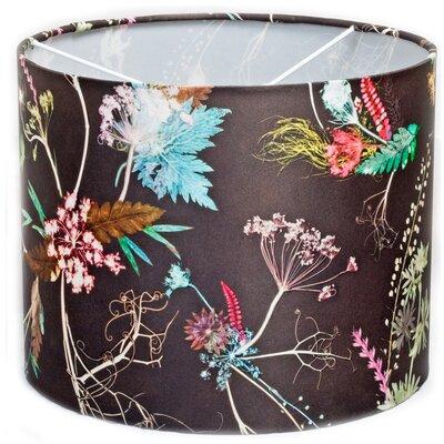 Gillian Arnold 30cm Edwardian Blooms Fabric Drum Lamp Shade