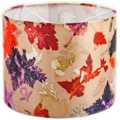 Gillian Arnold 30cm Autumn Flurry Fabric Drum Pendant Shade