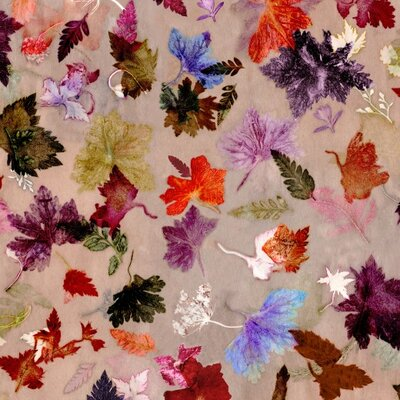 Gillian Arnold Autumn Flurry 10m L x 52cm W Roll Wallpaper