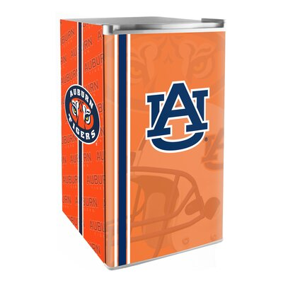 3.2 cu. ft. Upright Freezer NCAA Team: Auburn Tigers