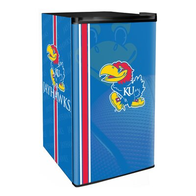 3.2 cu. ft. Upright Freezer NCAA Team: Kansas Jayhawks