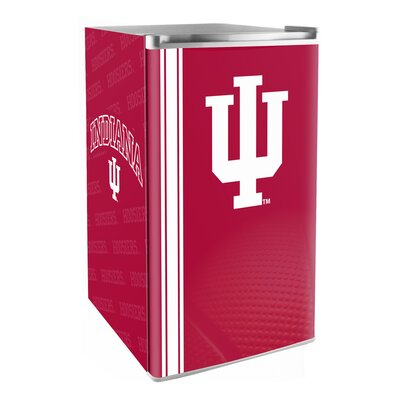 3.2 cu. ft. Upright Freezer NCAA Team: Indiana Hoosiers