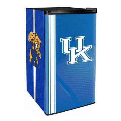 3.2 cu. ft. Upright Freezer NCAA Team: Kentucky Wildcats