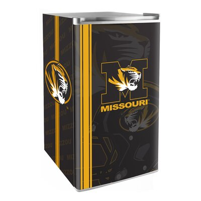 3.2 cu. ft. Upright Freezer NCAA Team: Missouri Tigers