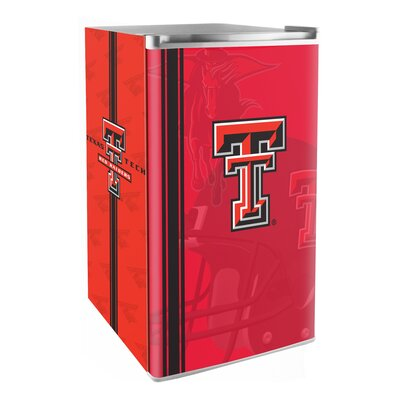 3.2 cu. ft. Upright Freezer NCAA Team: Texas Tech Red Raiders