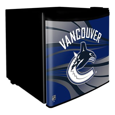 1.6 cu. ft. Upright Freezer NHL Team: Vancouver Canucks