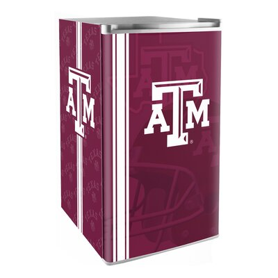 3.2 cu. ft. Upright Freezer NCAA Team: Texas A&M Aggies