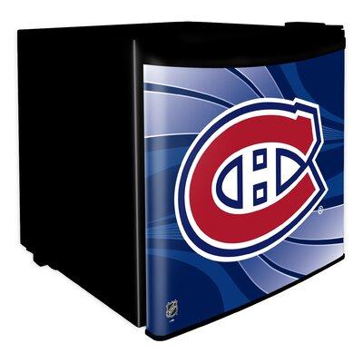 1.6 cu. ft. Upright Freezer NHL Team: Montreal Canadiens
