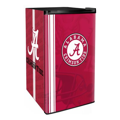 3.2 cu. ft. Upright Freezer NCAA Team: Alabama Crimson Tide