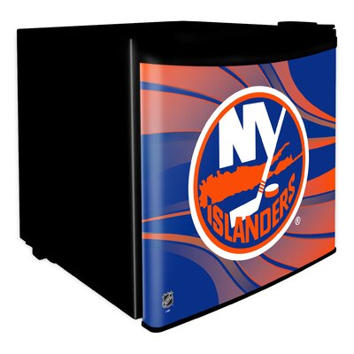 1.6 cu. ft. Upright Freezer NHL Team: New York Islanders