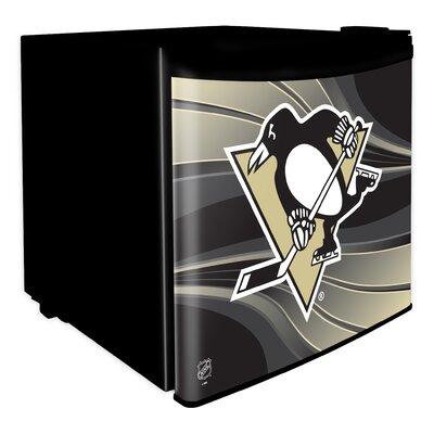 1.6 cu. ft. Upright Freezer NHL Team: Pittsburgh Penguins