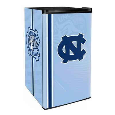 3.2 cu. ft. Upright Freezer NCAA Team: North Carolina Tar Heels
